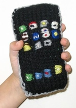 Knitted-iPhone
