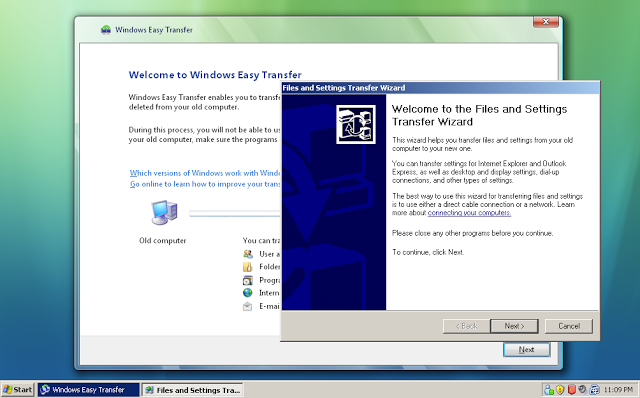WindowsXP Migration