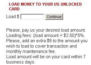 LoadCard