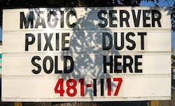 Magic-Server-Pixie-Dust