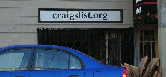 Craigslist Head Office