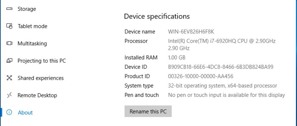 Win10-System