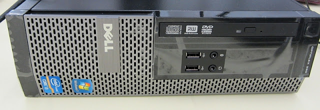 Dell Optiplex 390 (Small Form Factor)