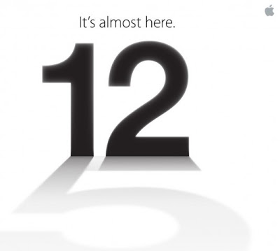 apple2012 Invite