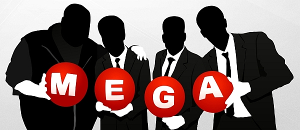 Kim Dotcom and designers of Mega