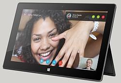 Windows RT Tablet