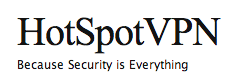 HotspotVPN Logo