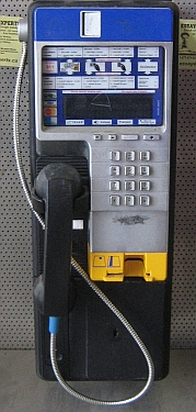 A Bell payphone in the wild