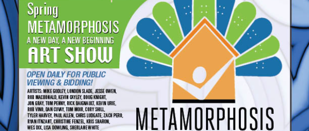 Metamorphosis, Raising funds for Joannes House in Ajax