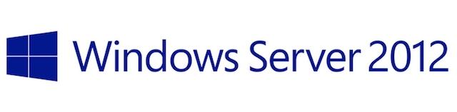 Microsoft WIndows Server 2012 Logo