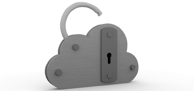 Encrypted Cloud Lock