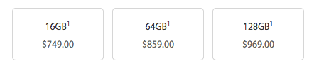 iPhone 6 Unlocked Unsubsidized Pricing in Canada