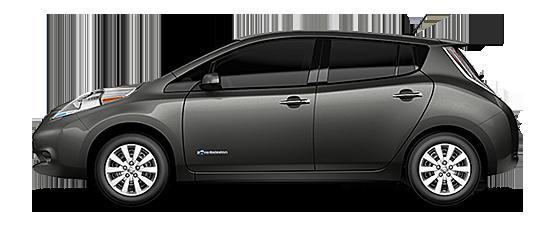 2015 Nissan Leaf - Metallic Slate