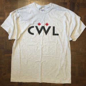 CWL Leaf Logo T-Shirt