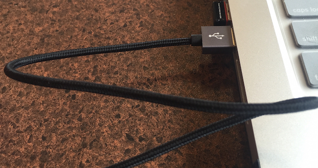 BelayCords - Reversible USB Cable