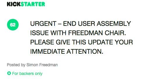 Freedman-Assembly