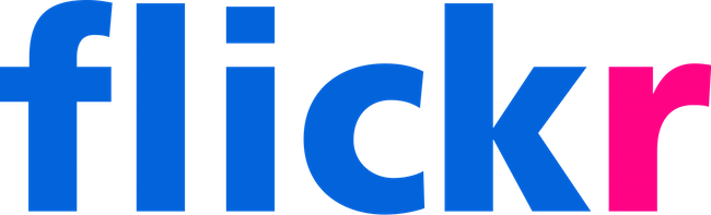 Flickr logo Rectangle
