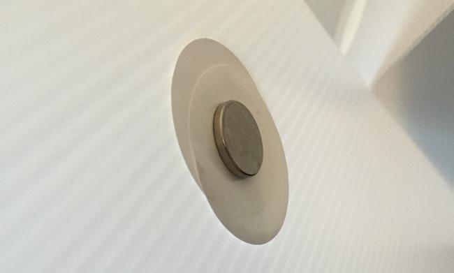 Foldio Magnet Un-stuck