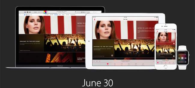 Apple's Music Announcement