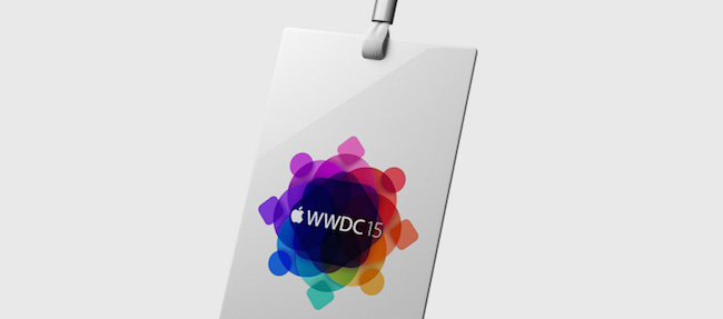 Apple's WWDC 2015 logo