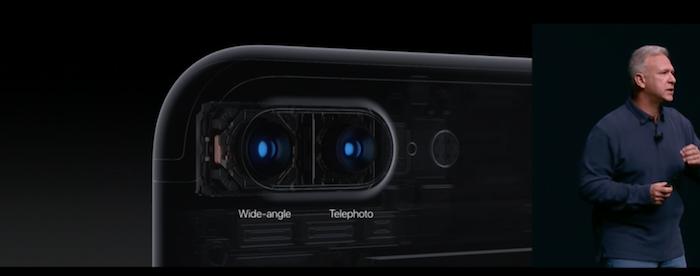 iphone 7 plus telephoto