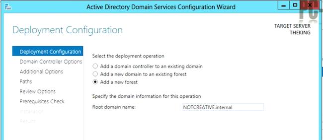 Active Directory Naming - kIGesElhO_o