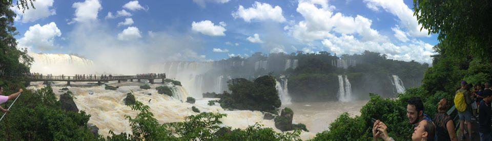 Iguazu Panorama (Banner)