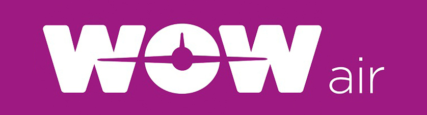 WOW Air Logo 2016
