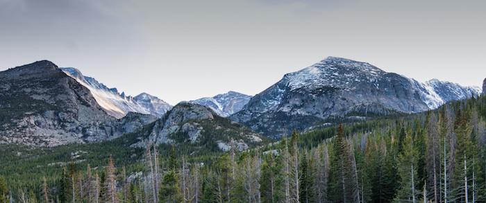 Colorado Rockies Vista