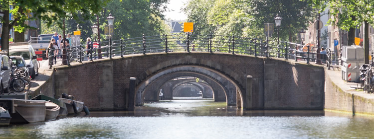 7 Bridges in Amsterdam