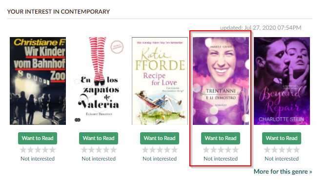 Goodreads really sucks. We book readers deserve much more.
